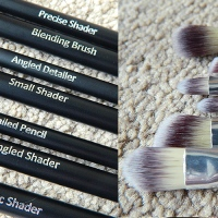 Lamora 7 Piece Eye Brush Set - Review!
